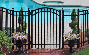 Imperial BA Ornamental Fence F-O-26
