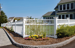 Edgartown Picket Fence F-FVP-11
