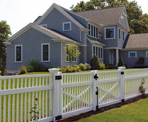 Edgartown Picket Fence F-FVP-13