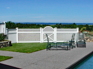 Edgartown Picket Fence F-FVP-14
