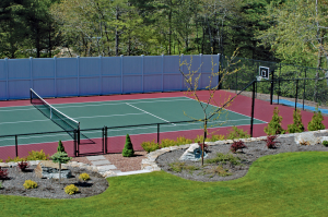 Tennis Courts TC-10