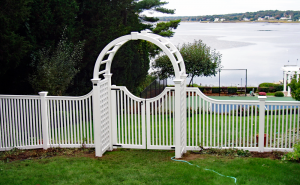 Greenwich Picket Fence F-FVP-22