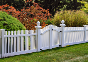 Mt Vernon Picket Fence F-FVP-24