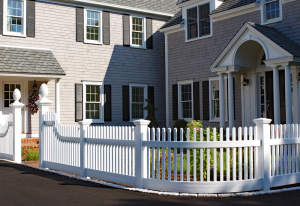 Mt Vernon Picket Fence F-FVP-28