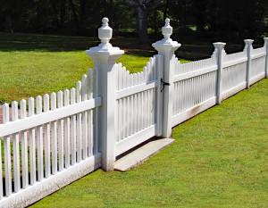 Mt Vernon Scalloped Picket Fence F-FVP-31