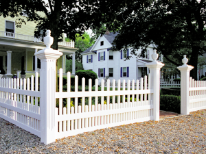 Williamsburg Picket Fence F-FVP-42