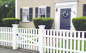 Nantucket Picket Fence F-WP-22