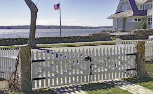 Nantucket Picket Fence F-WP-23