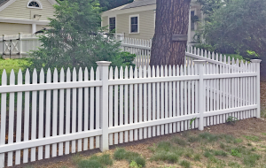 Nantucket Picket Fence F-WP-24