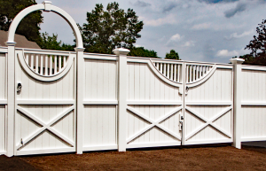 Traditional Ultra Privacy Fence F-WV-5