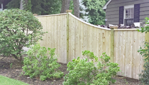Ultra Privacy Traditional Fencing F-WV-13